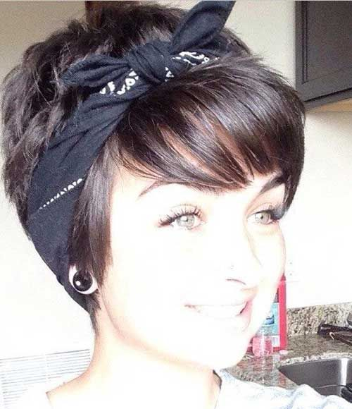 Wondrous 1000 Ideas About Short Hair With Bangs On Pinterest Hair With Short Hairstyles Gunalazisus