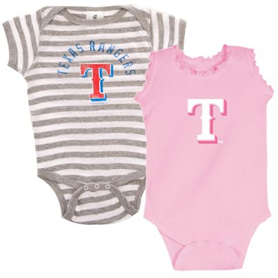 Do you know someone expecting a little Rangers fan soon? Our Texas Rangers baby apparel and accessories make for the best gifts: http://www.rallyhouse.com/mlb-texas-rangers-baby?utm_source=pinterest&utm_medium=social&utm_campaign=Pinterest-TexasRangers
