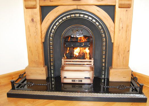 Expecting a warmer winter? Install #EcoGrate in your open fireplace today. Hit the link to know the details...
