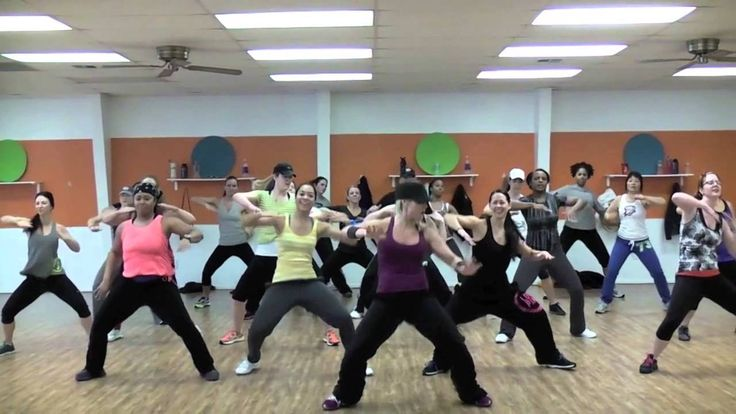 """""""THRIFTSHOP"""" by Macklemore - Choreography by Lauren Fitz for Dance Fitness, via YouTube."""