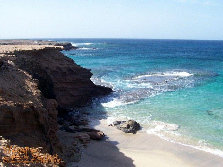 #Fuerteventura, półwysep Jandia na południowym zachodzie