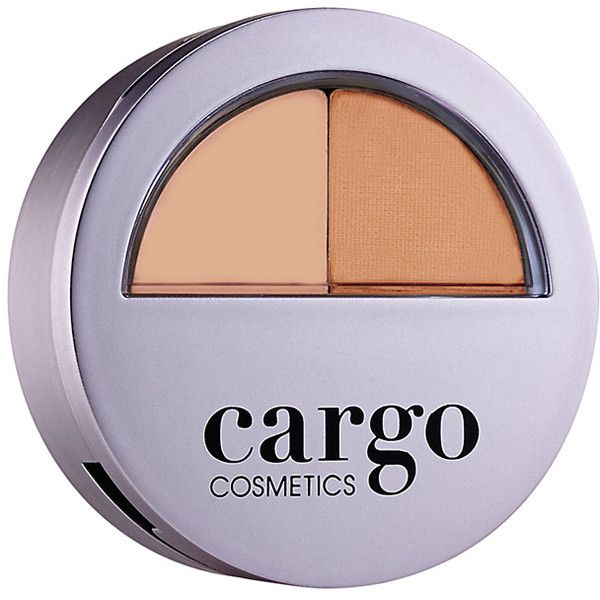 Cargo Cosmetics Double Agent - Open Beige ($19) ❤ liked on Polyvore featuring beauty products, makeup, open beige, cargo makeup, balm makeup, cargo cosmetics, dark circles makeup and paraben free makeup