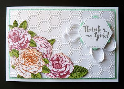 Karen Foy - Notebook Project for Crafter's Inspiration magazine using Sara Davies English Country Garden Collection
