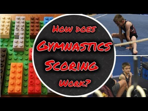 How Scoring Works in Gymnastics  ~  Compulsory Routines