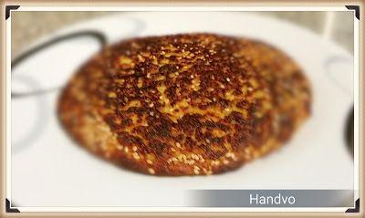 A Gourmet Meal: Handvo.. Breakfast, Lunch or Dinner, A One Pot Mea...