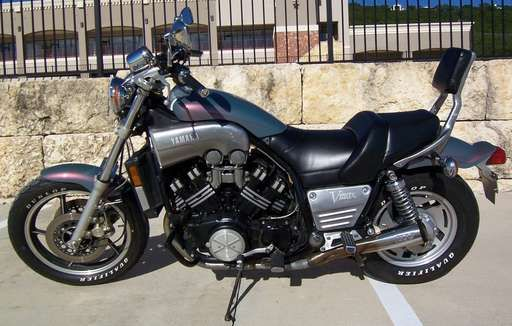 Check out this 1985 Yamaha Vmax 1200 listing in Lago Vista, TX 78645 on Cycletrader.com. It is a Cruiser Motorcycle and is for sale at $4000.