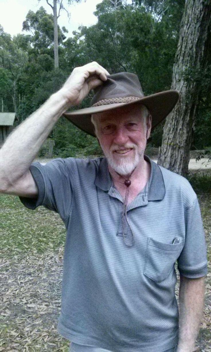 My Dad. Rustic Bushman