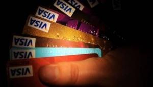 Saf altından kredi kartı