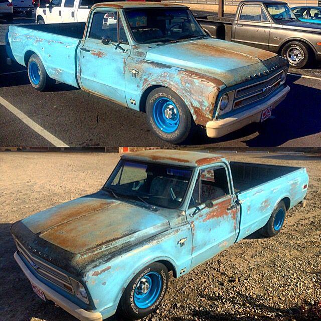 1967 C10 Old Blue