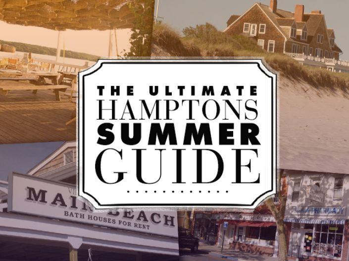 The Ultimate Hamptons Summer Guide | The Vivant
