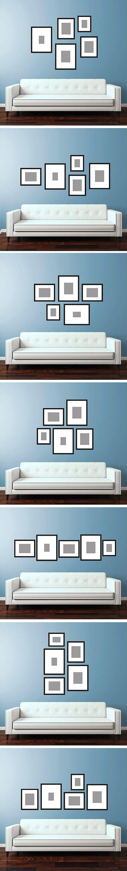 ¡Decora con fotografías! http://yellowtomate.com/