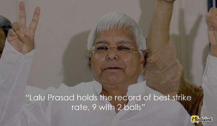 Lalu Prasad Yadav | India