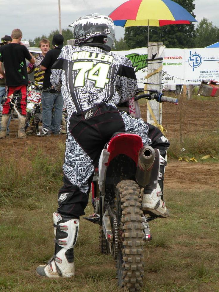 Sterling Motorcross bike