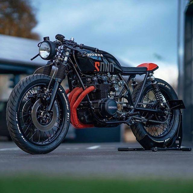 Honda CB550                                                                                                                                                                                 More