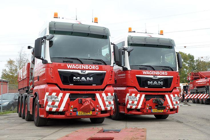Transport Online | Transportnieuws | Transport Online - Zwaartransport trekkers voor Wagenborg Nedlift