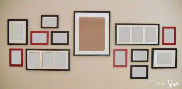 Meer dan 1000 idee n over fotomuur indeling op pinterest foto arrangement slaapkamer - Volwassen slaapkamer arrangement ...
