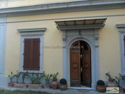 Fiesole elegante villa del 1800 con giardino esclusivo, posizione escluisva > BPL | Agenzia Immobiliare a Firenze