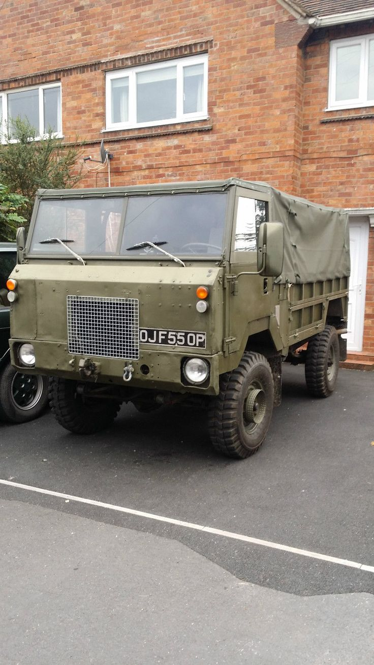 1976 LAND ROVER 101 Forward Control 200TDi Diesel LHD in Cars, Motorcycles & Vehicles, Classic Cars, Land Rover   eBay