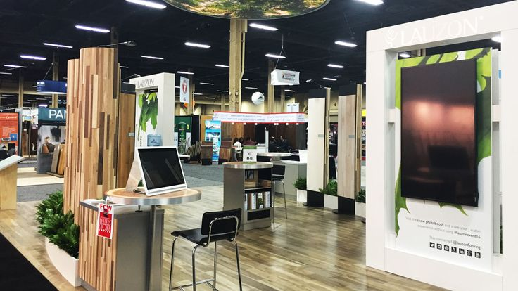 Sneak peak in Lauzon's return to The International Surface Event 2016 in Las Vegas. TISE, the place to discover the latest trends and our new products!  #lauzonevent16 #tise2016 #vegas #lasvegas #hardwoodfloor #interiordesign #puregenius #artfromnature