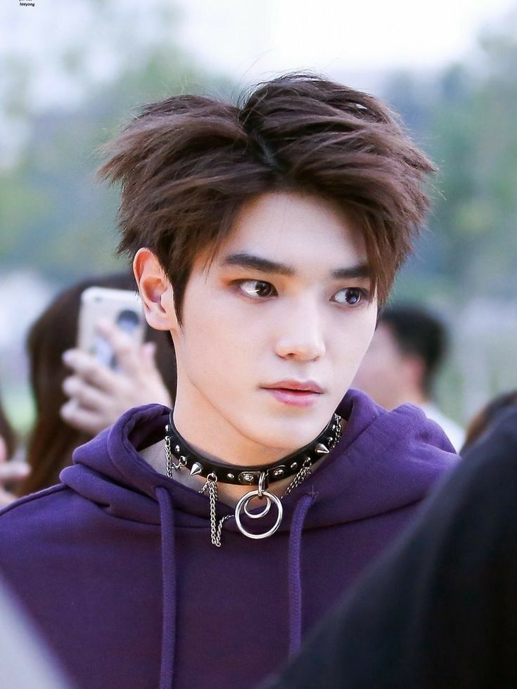 1} Kpop X Male reader - (NCT) Taeyong X Male Reader~Used