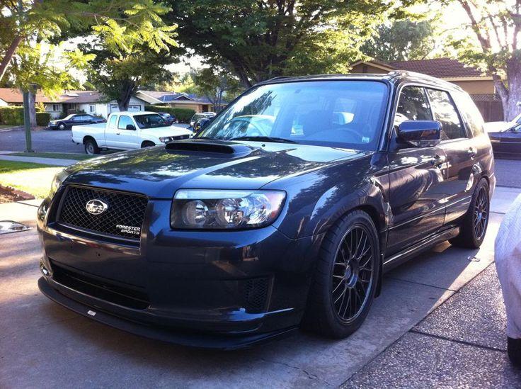 FS: (For Sale) 2008 Subaru Forester XT Sports 5MT - NASIOC