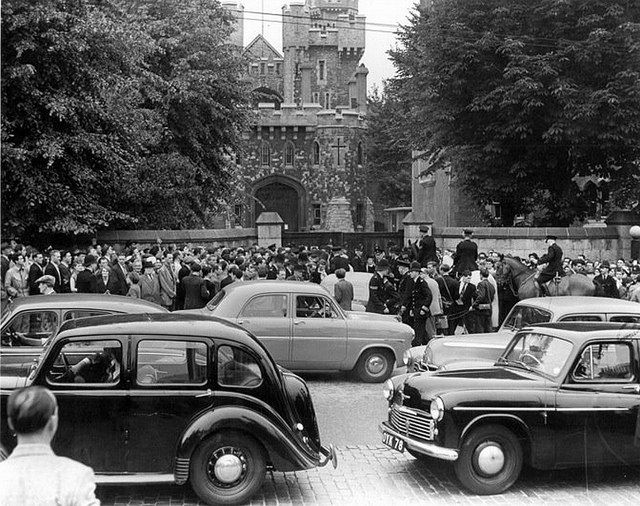 Holloway Prison & the execution of Ruth Ellis 1955
