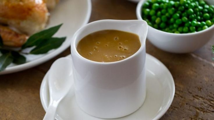 How to make gravy: recipes for rich, quick, gluten-free and vegetarian gravies