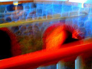 Travelling with camera obscura: Tiirauksen kohteena Hämeen linna