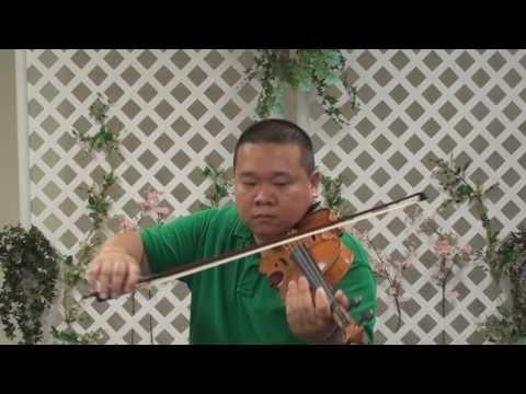 Etude Youtube Suzuki Violin