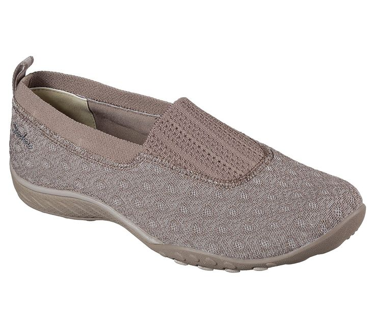 Keep it comfortable and breezy wearing the skechers