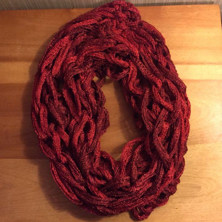 Infinity scarf with Sashay