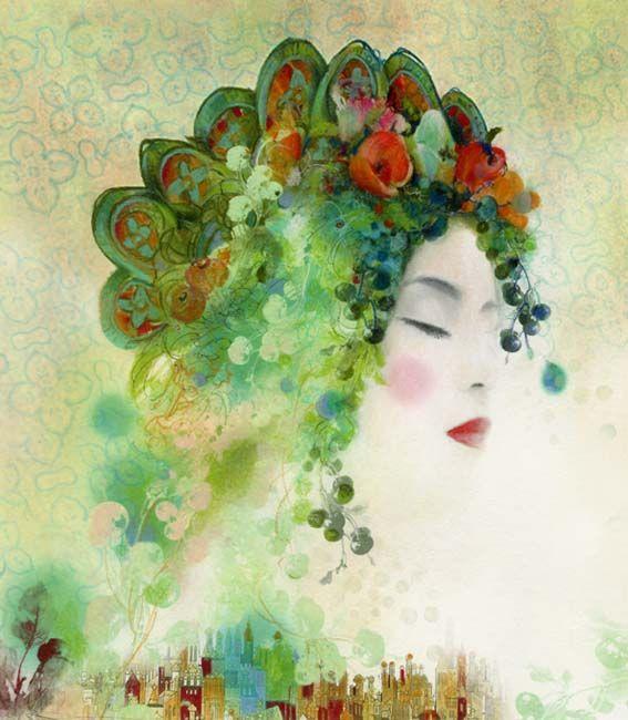 Sonia Maria Luce Possentini #illustrazione #arte