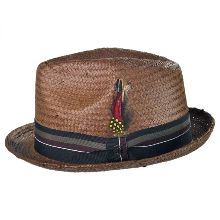 fedora hats | Tribeca Toyo Straw Fedora Hat