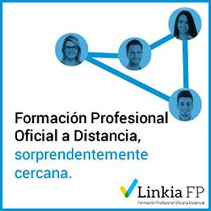 Linkia FP, Formación Profesional Oficial a Distancia
