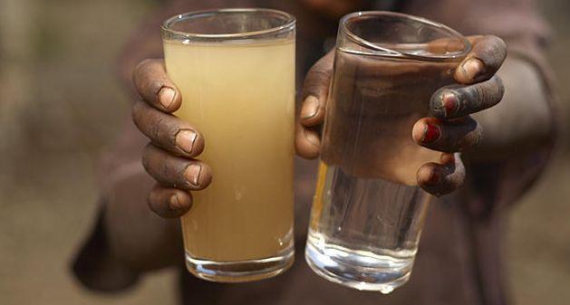 Per il mio compleanno vorrei... un pozzo d' #acqua pulita! Me lo regali? #LessIsSexy