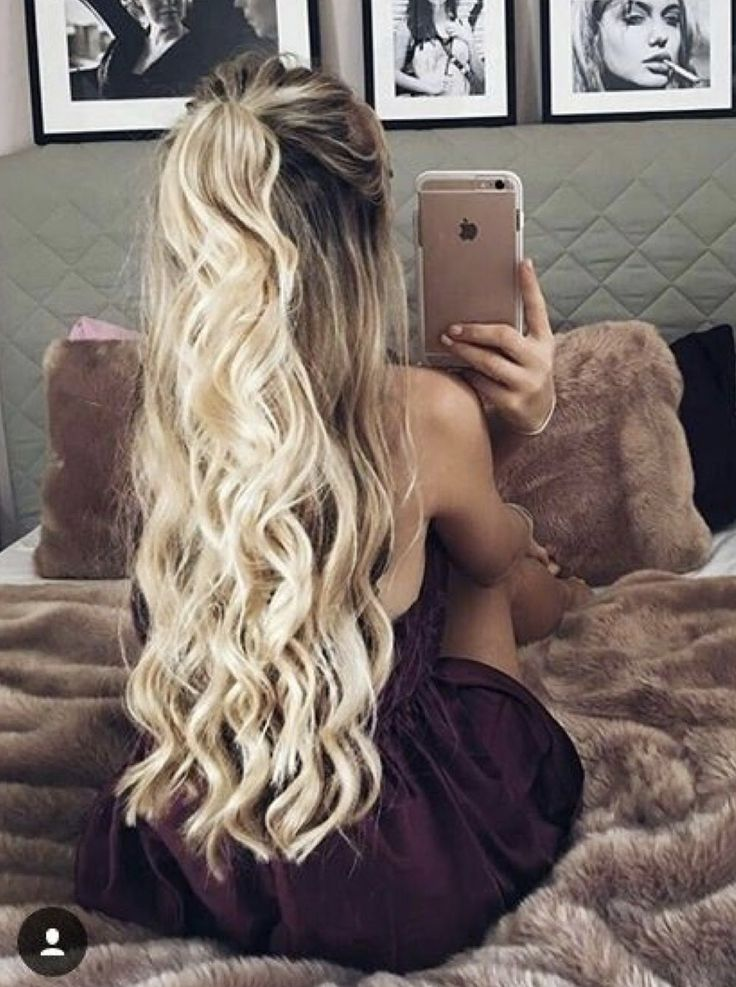 Long hair 😍😍❤❤