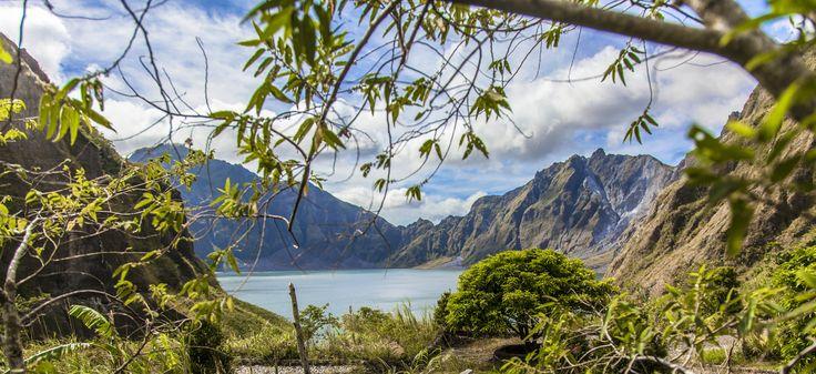 I suggestivi panorami nei pressi del monte Pinatubo #visitalefilippine