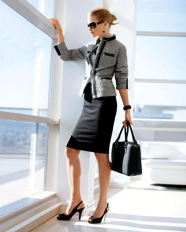 Женские деловые костюмы (127 фото): модный офисный костюм, для полных женщин, строгий костюм тройка с юбкой, синий