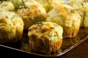 Peynirli Muffin (1 yaş ve sonrası)