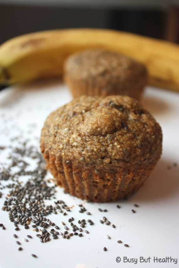 Banana Chia Seed Muffins_2