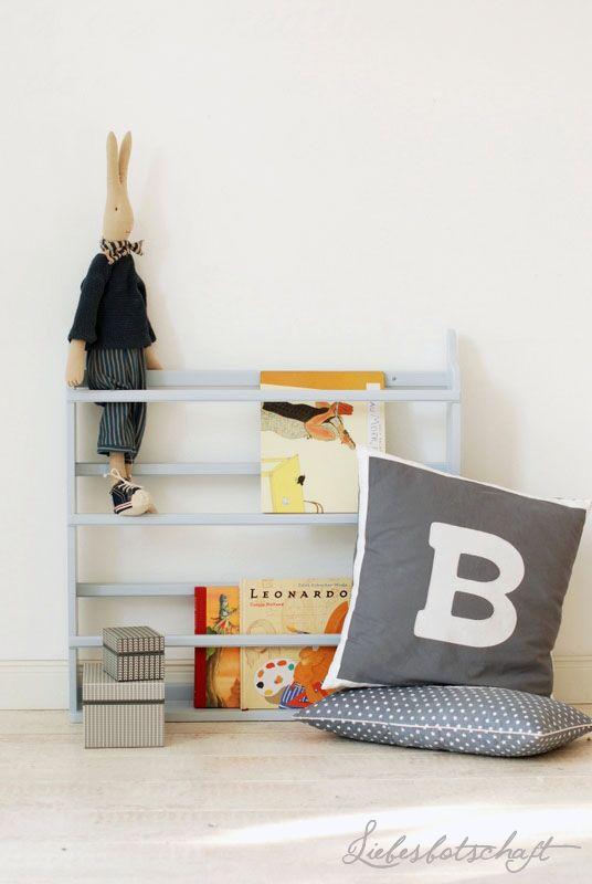 Liebesbotschaft: schönste Möbel der Welt - give-away!