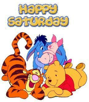 Happy Saturday!!
