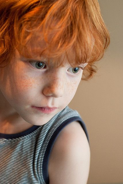 Pretty red hair and freckles!!!!