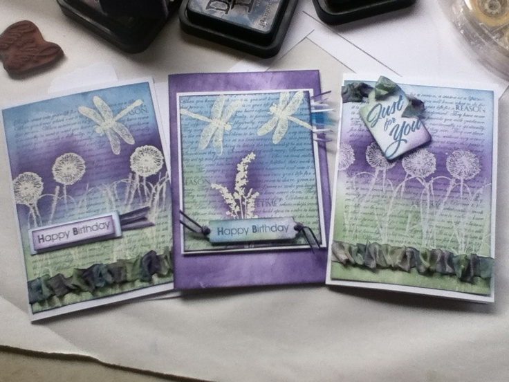 This is my very first pin of cards I have made ! All from ' KASZAZZ ' products. www.kaszazz.com.au