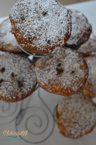Fél óra és kész! Almás-csokis muffin | Életszépítők