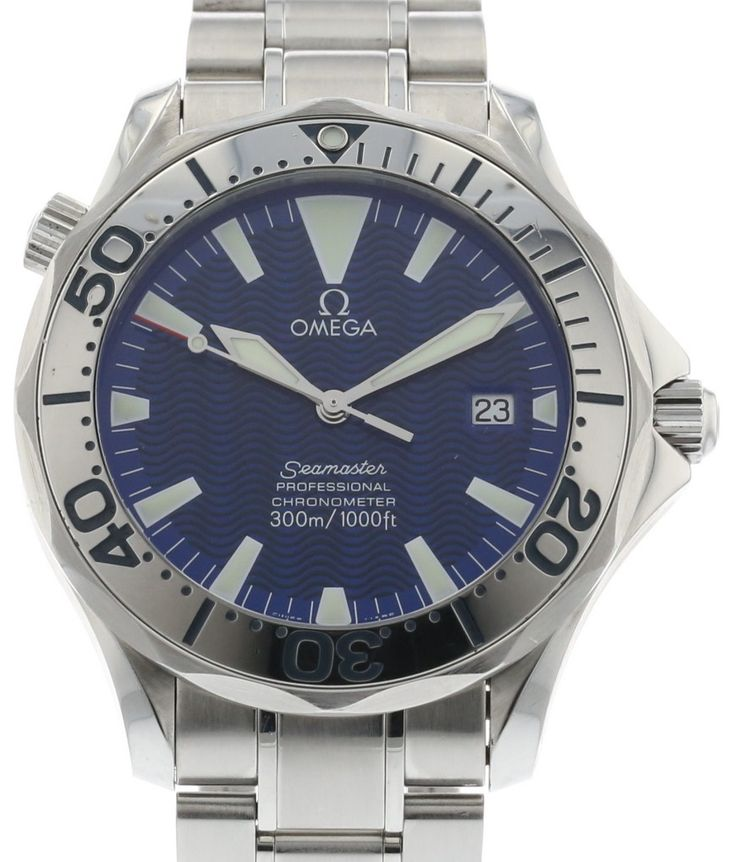 Omega Seamaster Professional 300M 2255.80.00 ERP44859 | Crown & Caliber
