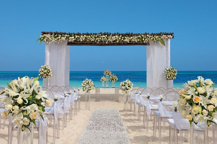 Secrets Riviera Cancun Wedding. #Cancun #WeddingAbroad