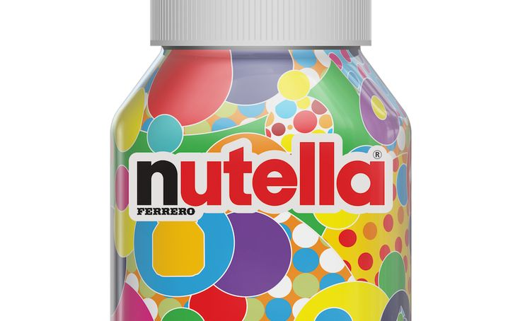 Holy Crêpe! An Algorithm Created Seven Million Unique Nutella Jar Labels - Ferrero recently partnered with advertising agency Ogilvy & Mather Italia to present Nutella Unica, an algorithm that created a series of unique labels for almost every Nutella jar in Italy.