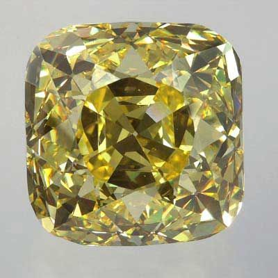 The Allnatt.  A 101.29-carat cushion cut, Fancy Vivid Yellow, VS2 clarity, Diamond. The De Beers Mine is the most likely source.