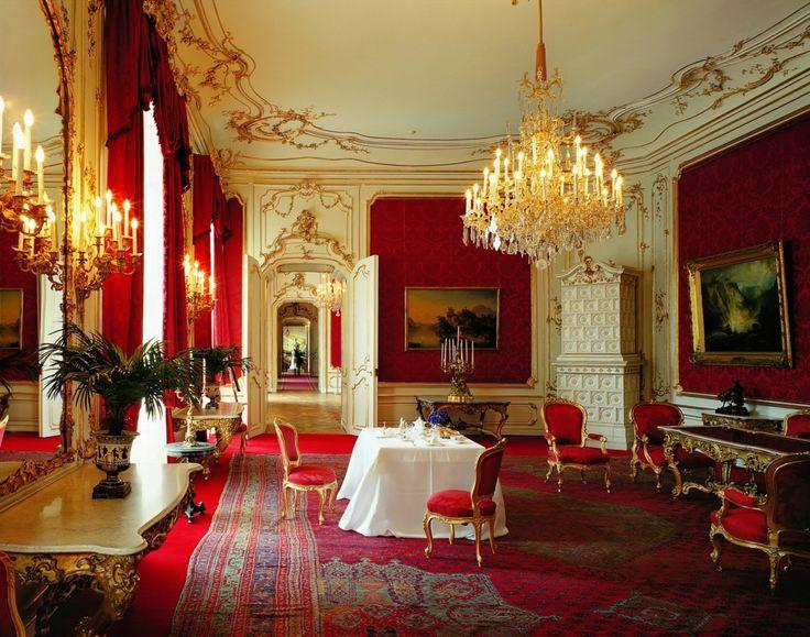 Empress Elisabeth's salon at Hofburg, Vienna